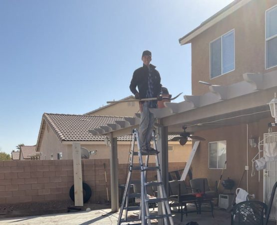 Roof cleaning services in Las Vegas