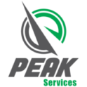 Peak Services logo